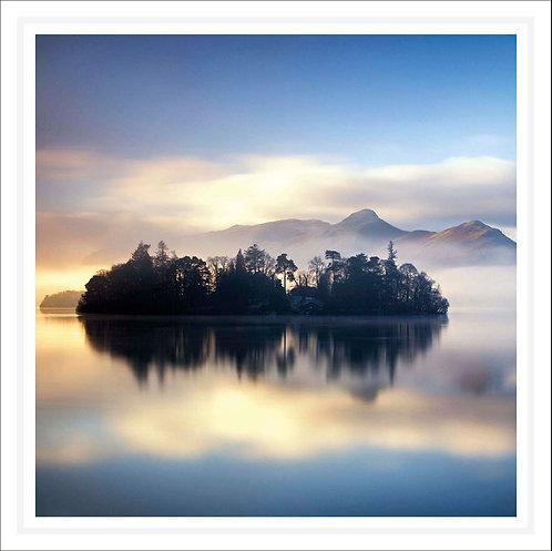 Derwent Isle Mist, Cumbria