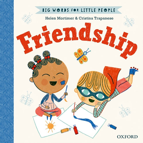 Big Words for Little People Friendship