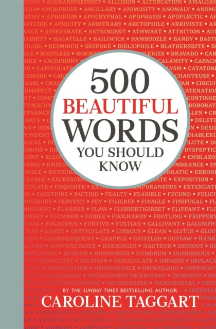 500 Beautiful Words You Should Know
