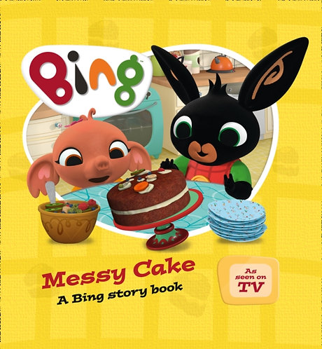 Messy Cake