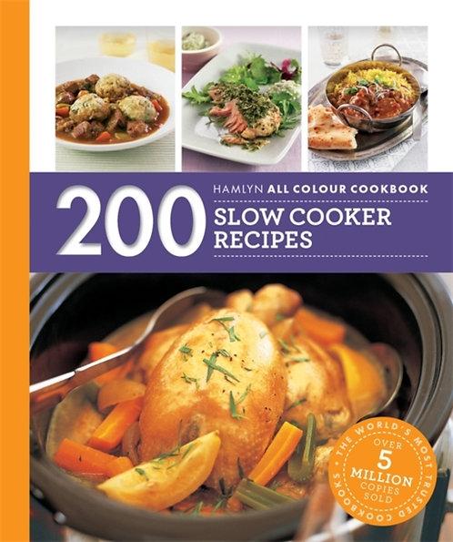 200 Slow Cooker Recipes : Hamlyn All Colour Cookbook