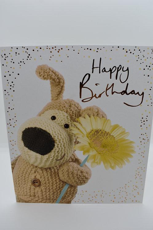 Boofle Happy Birthday
