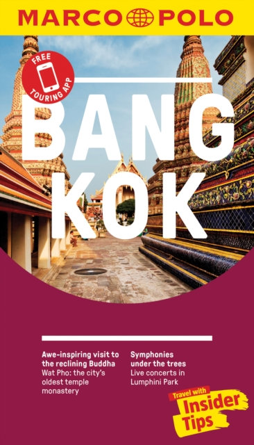 Bangkok Marco Polo Pocket Guide 2019 - with pull out map