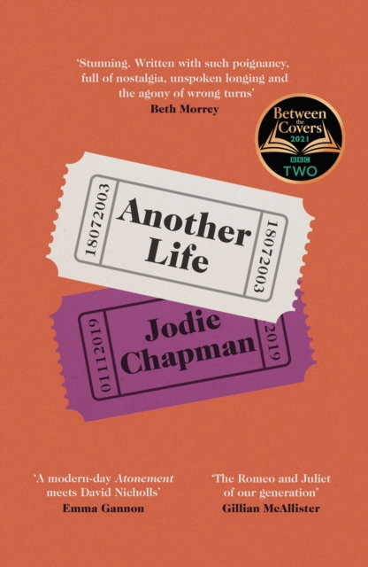Another Life : The stunning love story and BBC2 Between the Covers pick