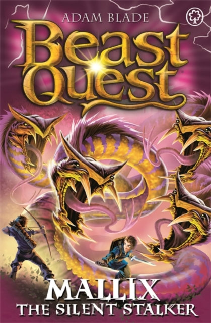 Beast Quest: Mallix the Silent Stalker : Series 26 Book 2