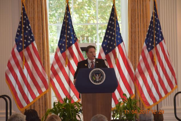 U.S. Secret Service keynote at Nixon Pre
