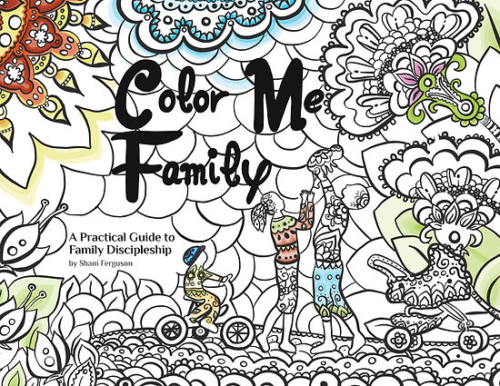 Color Me Family