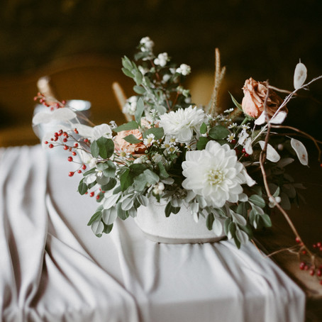 Fall Rustic Country Wedding at The Grist Mill in Prince Edward County, Ontario.