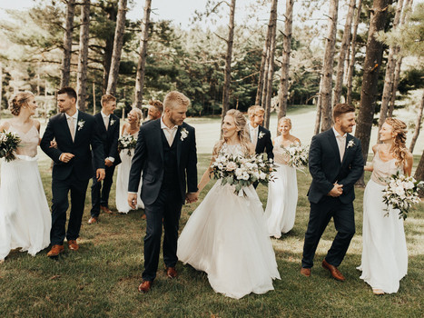 A Dreamy Neutral Wedding at the Craigowan Golf Course in Woodstock, Ontario