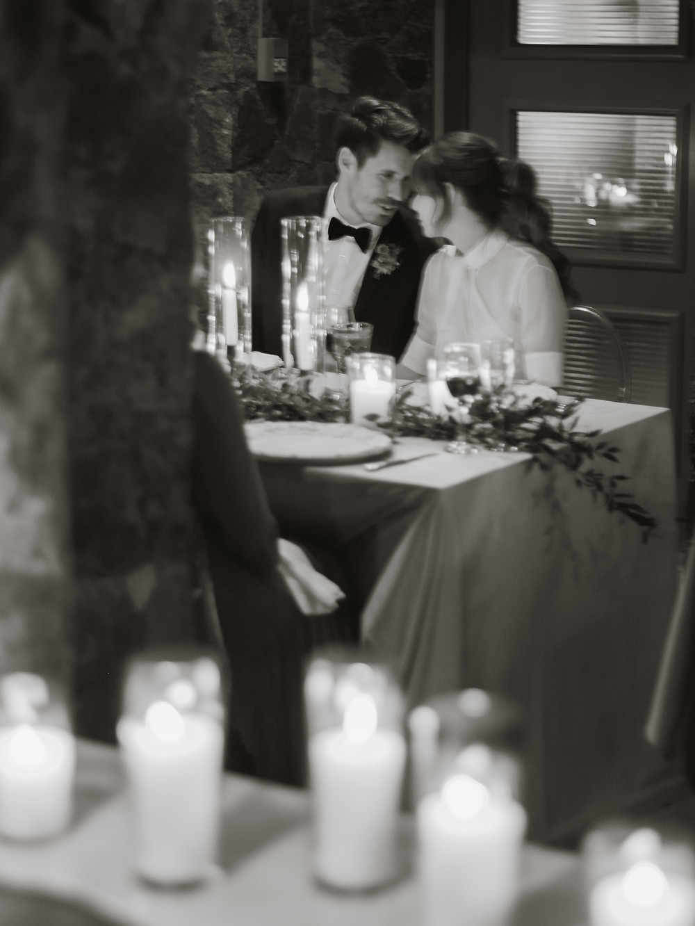 Luxurious Fall Wedding at The Wakefield Grand in Wakefield, Quebec. Photo by Joel & Justyna