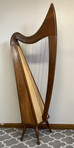 Folk Harp for Sale