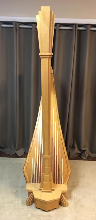 Salzedo Harp For Sale