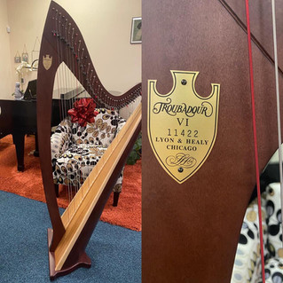 New Troubadour VI Mahogany for Sale or Rent