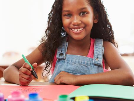 Cinco maneiras de estimular a criatividade na infância