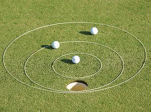 Putting eGolfRing Pkg Golf Target