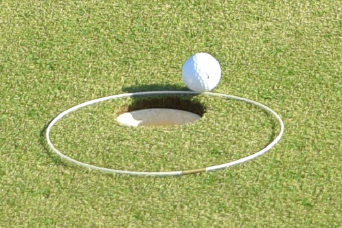 "10"" Putting Ring"