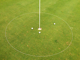 6' Single Ring Pkg Golf Ring