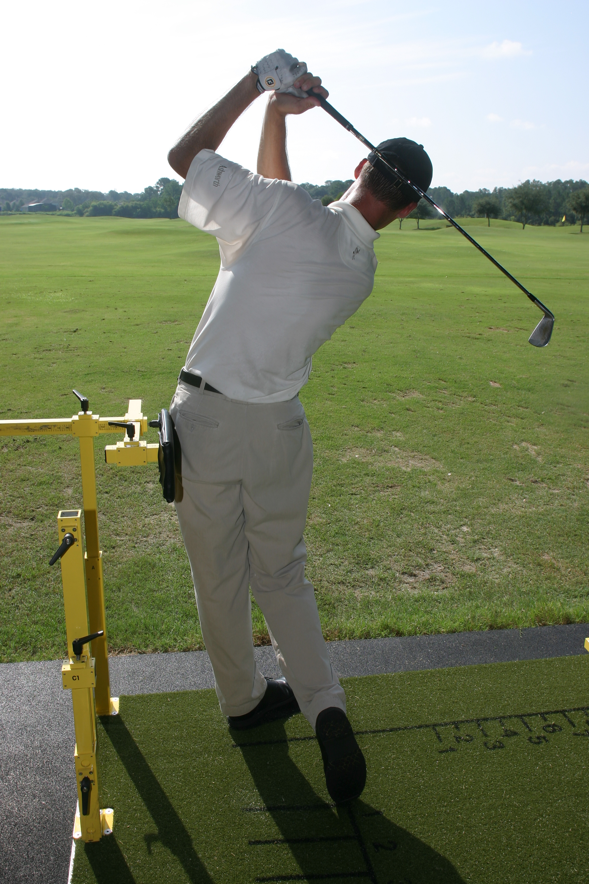 Rear Posture Board