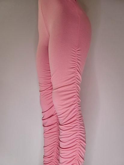 Bubblegum Stacked Pants