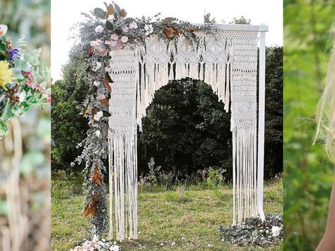 Boho Brides - Macramé