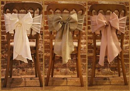 White, Hessian & Blush Pink