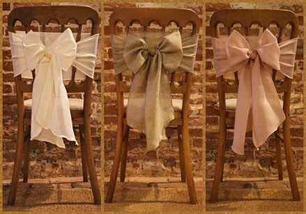 White, Hessian & Blush Pink