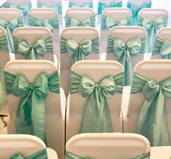 Tiffany Blue Bows