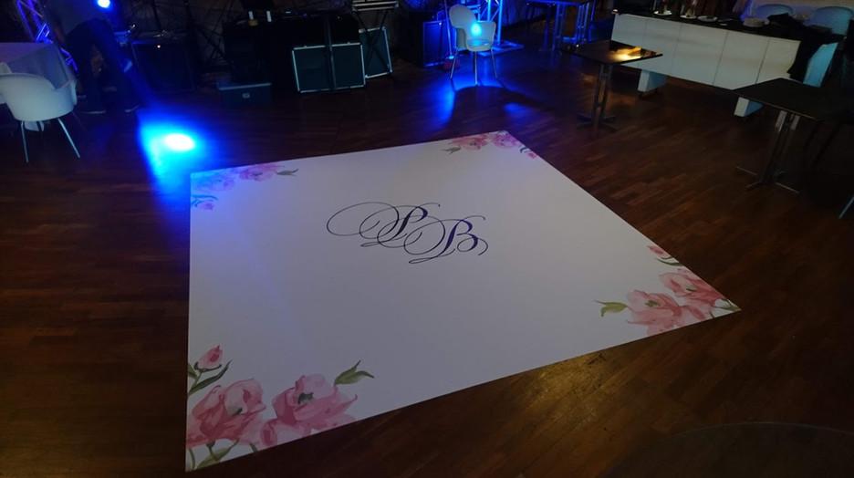 pista para casamento 3x3