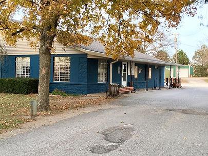 Garnett Club House