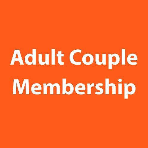 Adult Couple Membership