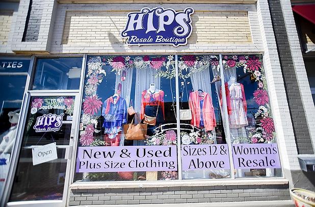 HIPS Resale Boutique Clawson Michigan Sp