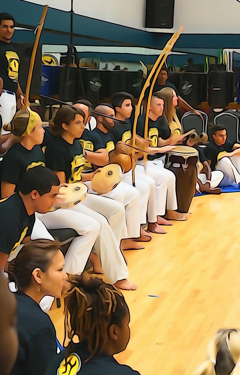 Bateria de Capoeira - The Michigan Center for Capoeira #tmc4c