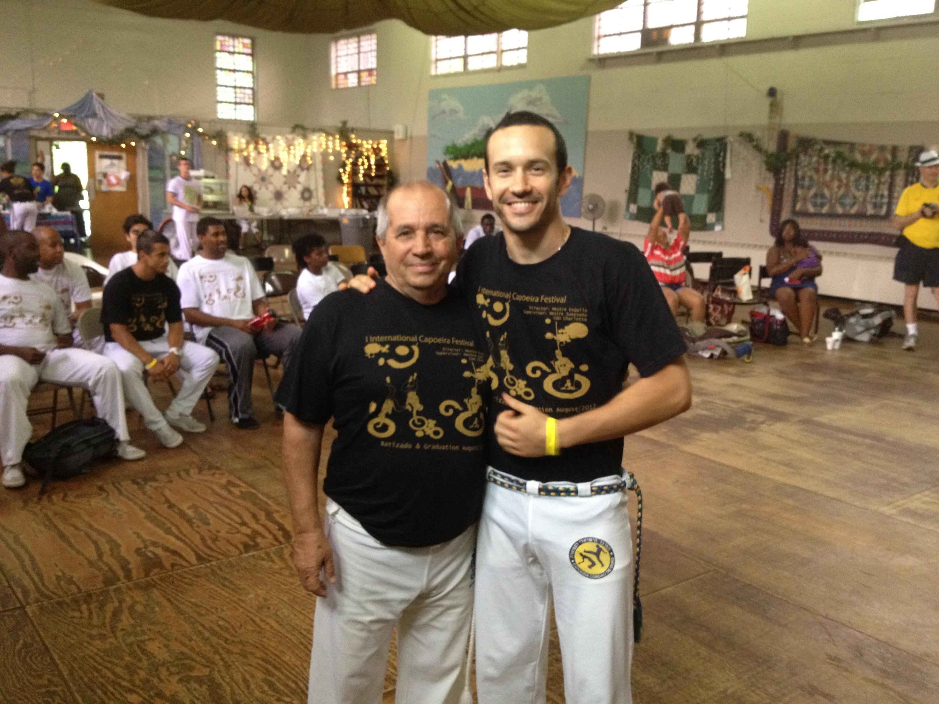 Grande Mestre Suassuna & CM Baz
