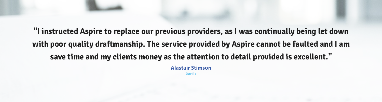 Alastiar Stimson Testimonial
