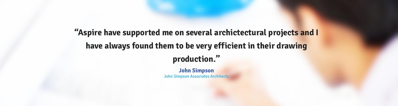 John Simpson Testimonial