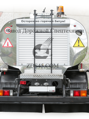 "Автогудронатор ЗДС АГ3,5ш ""Exclusive"""