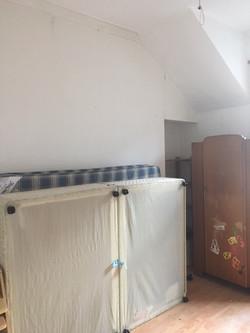 Fox Street - before - 2nd bedroom - Dec 17