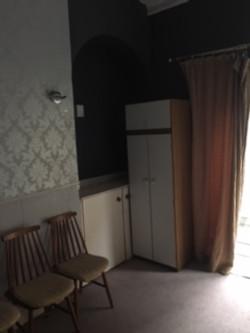 Fox Street - before - dining room - Aug 17