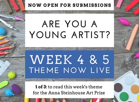 Anna Steinhouse Young Artists' Award