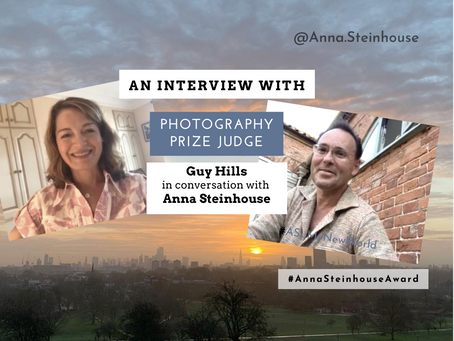 Interview with Guy Hills-a member of our Photography Award panel