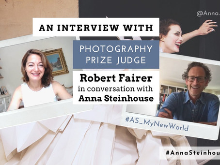 An Interview with Robert Fairer - a member of our Photography Award panel