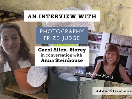 Interview with Carol Allen-Storey-a member of our Photography Award panel