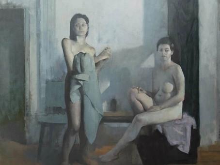 The Winner of Week One Portraiture Theme Anna Steinhouse Award