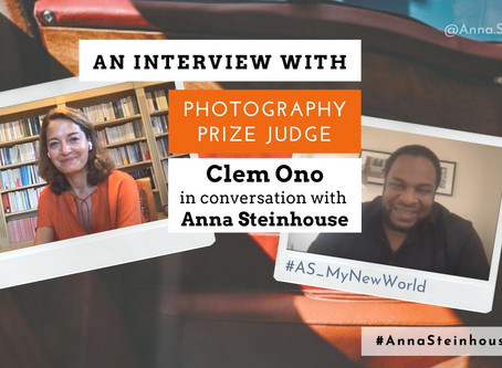 Interview with Clem Ono - a member of our Photography Award panel
