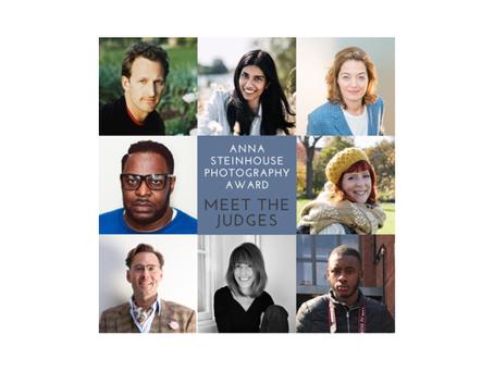 Launching Anna Steinhouse Photography Award