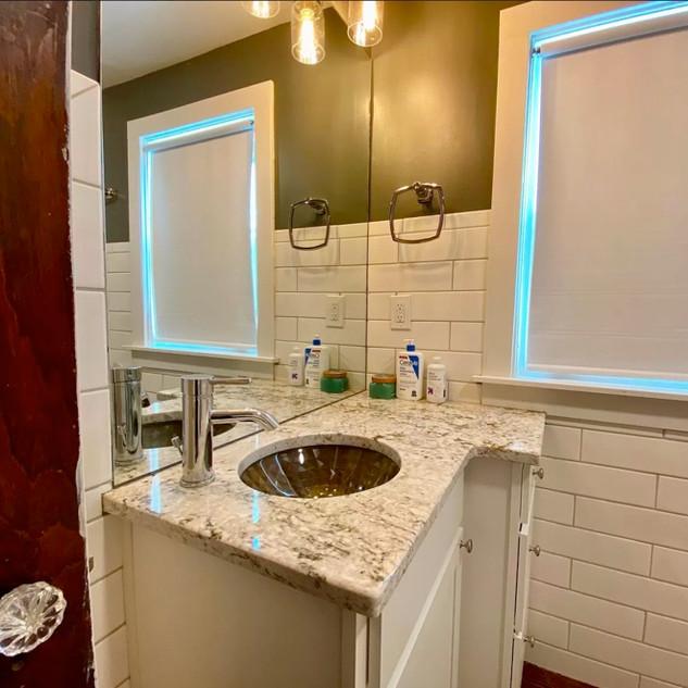 Dave Willans Bathroom