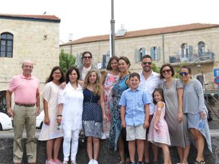 תיעוד בת-מצווה בכותל בירושלים