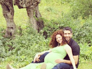 צילומי הריון לשרון ואלעד