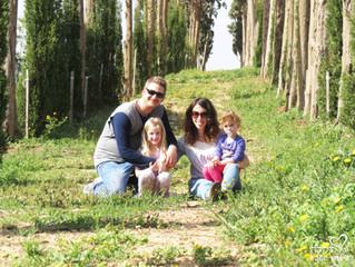 צילומי המשפחה של משפחת פולק