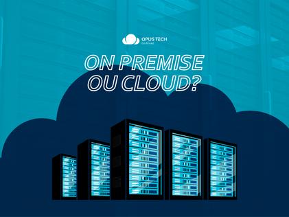 Servidores próprios ou cloud Computing?
